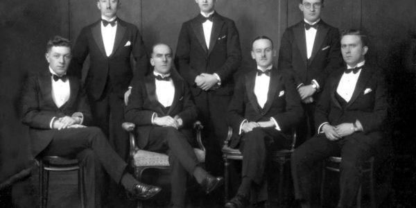 Dance committee 1927 / 28